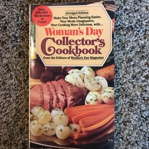 Vintage Woman's Day Collector's Cookbook